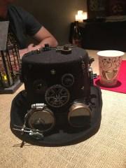 Fionwynn Steampunk hat 1