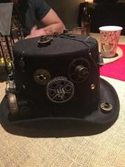Fionwynn Steampunk hat 2