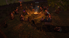 Sleepover & Campfire events